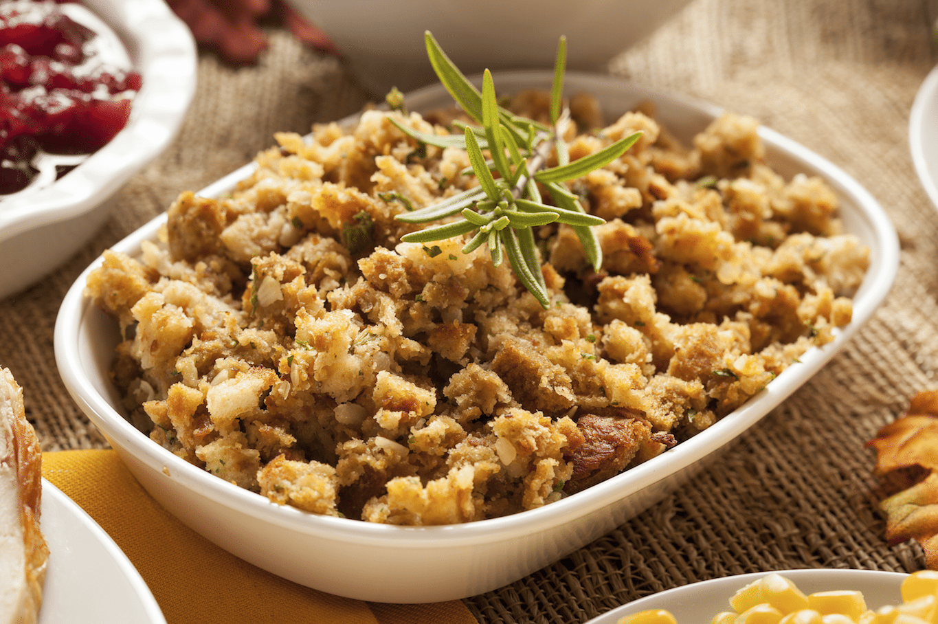 Thanksgiving recipes for IBD sufferers